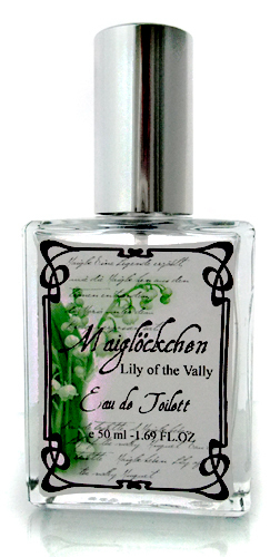eau de toilette maigl ckchen duft 50 ml lily of the valley. Black Bedroom Furniture Sets. Home Design Ideas