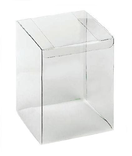 10 st ck transparent geschenkkiste geschenke box 5x5x8 cm. Black Bedroom Furniture Sets. Home Design Ideas