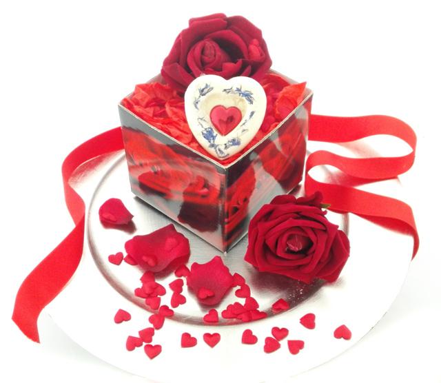 geschenk verliebte