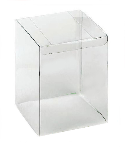 1 st ck transparent w rfel geschenkkiste geschenke box 5x5x8 cm. Black Bedroom Furniture Sets. Home Design Ideas